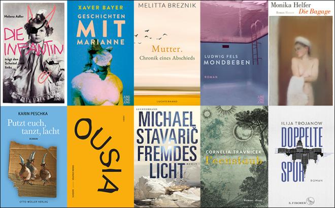 Österreichischer Buchpreis 2020