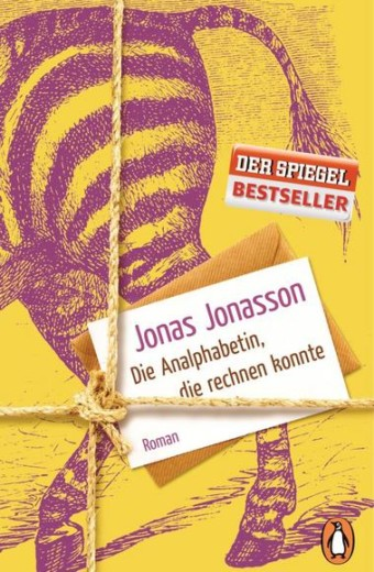 Jonasson_Die Analphabetin