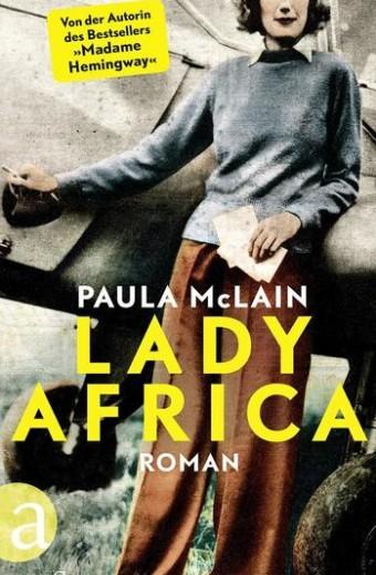 Lady Africa hc