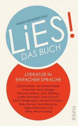 Lies. Das Buch. Literatur in einfacher Sprache