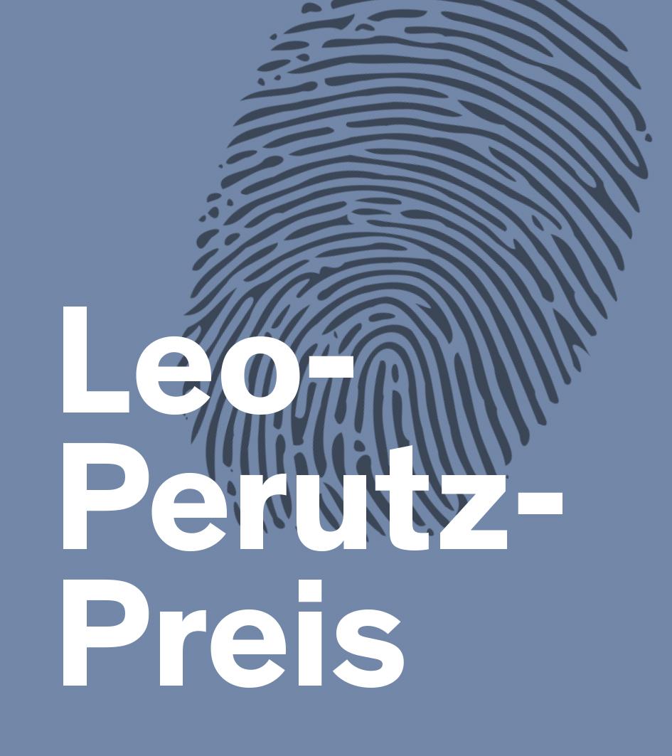 Leo Perutz Preis 2017