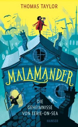 Malamander – Die Geheimnisse von Eree-on-Sea