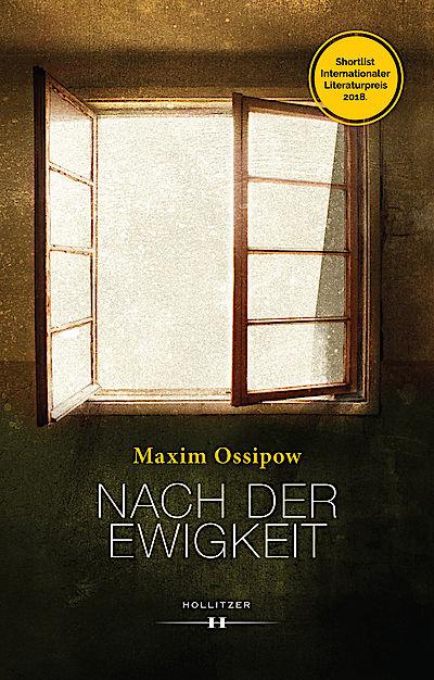Maxim Ossipow/Birgit Veit auf Shortlist des Internationalen Literaturpreises